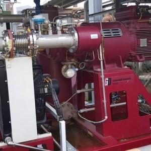 sprężarka biogazu