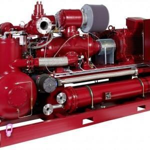 sprężarka powietrza WITTIG ROW 740 2x200kW